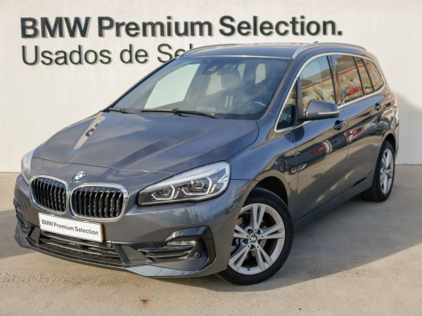 BMW Serie 2 Gran Tourer segunda mão Lisboa