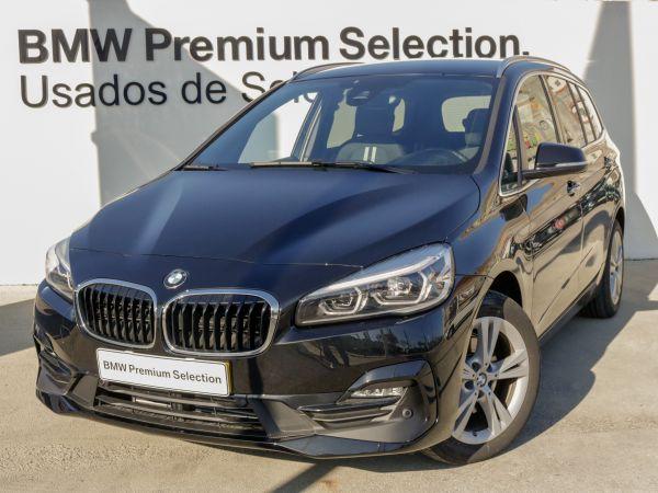 BMW Serie 2 Gran Tourer segunda mano Lisboa