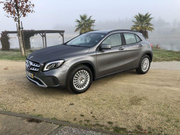 Mercedes Benz Classe GLA segunda mão Castelo Branco