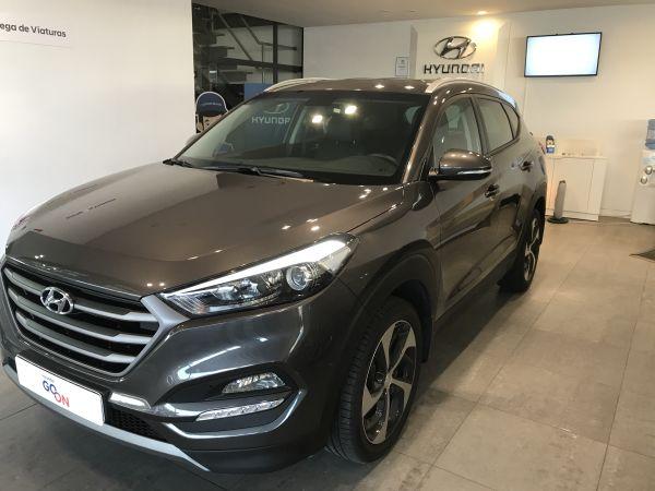 Hyundai Tucson segunda mano Porto