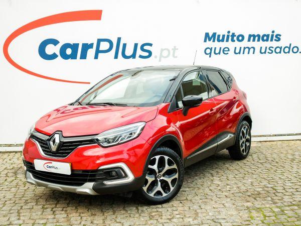 Renault Captur segunda mão Lisboa