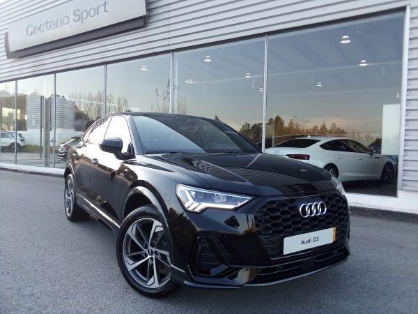 Audi Q3 Sportback segunda mão Porto