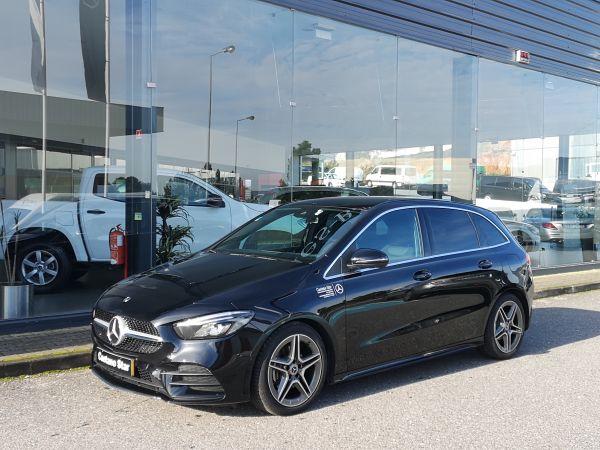 Mercedes Benz Classe B segunda mão Castelo Branco