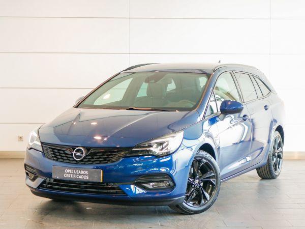 Opel Astra segunda mão Setúbal