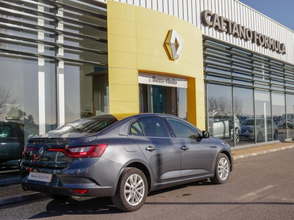 Renault Megane 1.5 dCi 110 Energy Limited Grand Coupé usado (Setúbal)