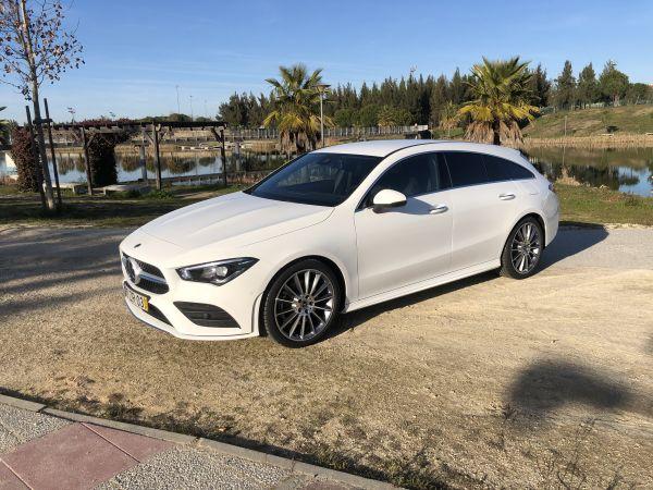 Mercedes Benz Classe CLA segunda mão Castelo Branco