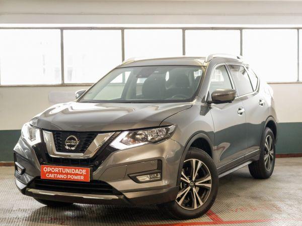 Nissan X-Trail segunda mão Lisboa