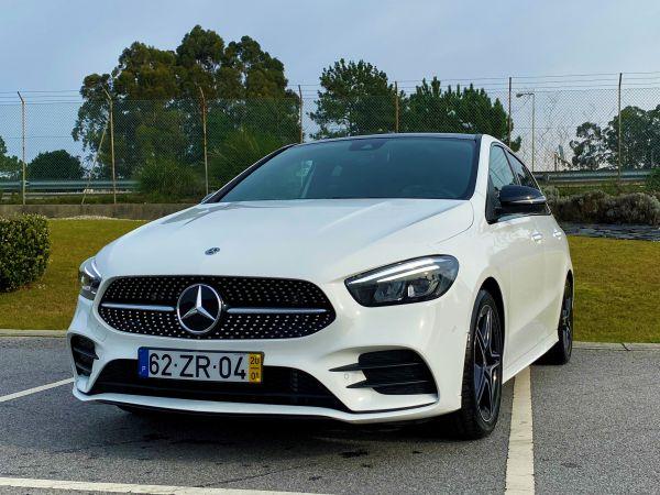 Mercedes Benz Classe B segunda mano Porto