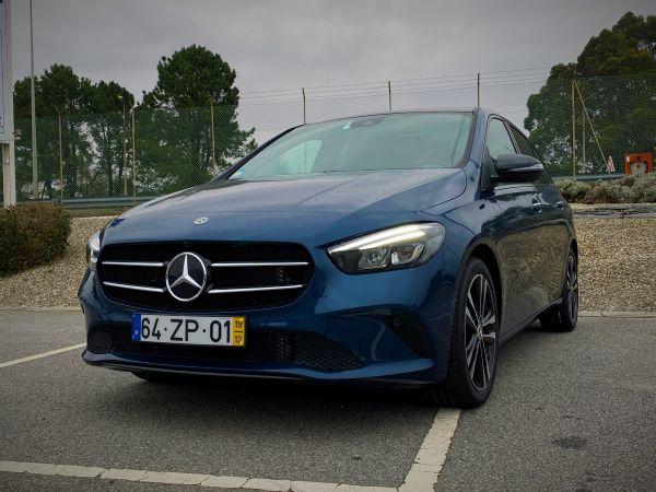 Mercedes Benz Classe B segunda mão Porto