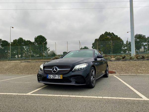 Mercedes Benz Classe C segunda mão Porto