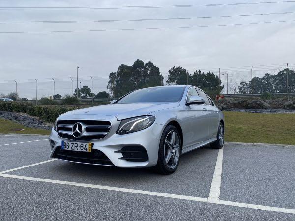 Mercedes Benz Classe E segunda mano Porto