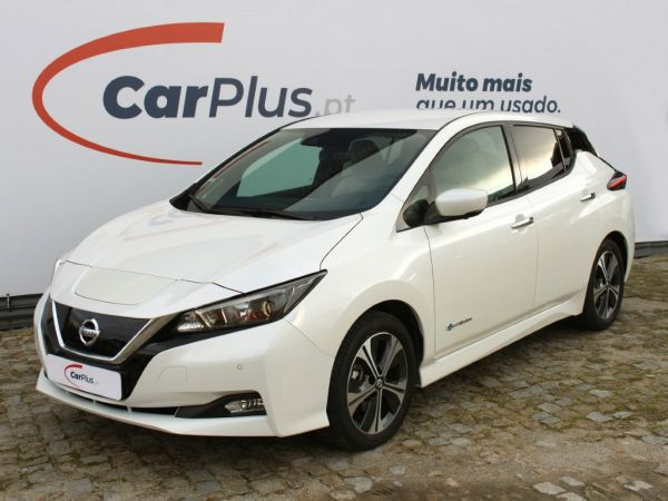 Nissan LEAF segunda mão Braga