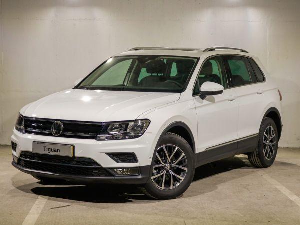 Volkswagen Tiguan segunda mão Lisboa