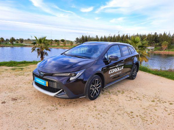 Toyota Corolla segunda mão Castelo Branco