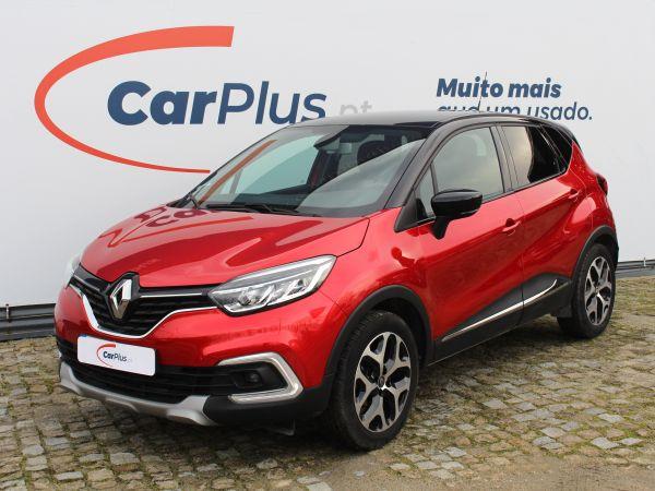 Renault Captur segunda mão Porto