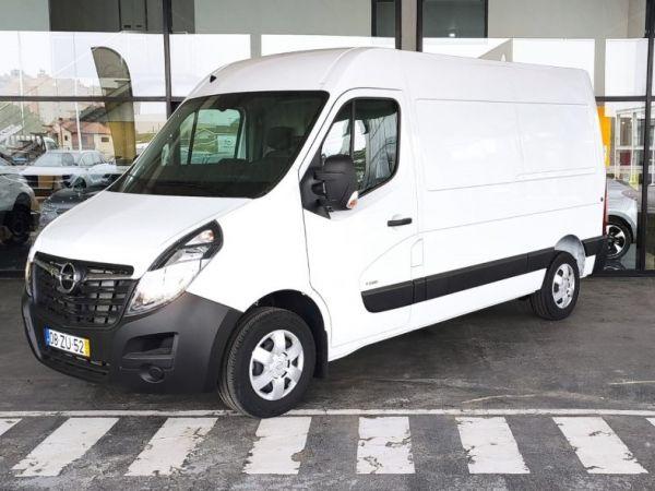 Opel Movano segunda mano Porto