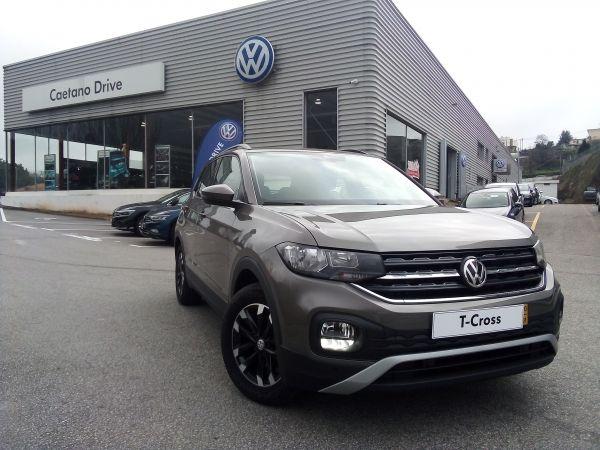 Volkswagen T-Cross segunda mão Porto