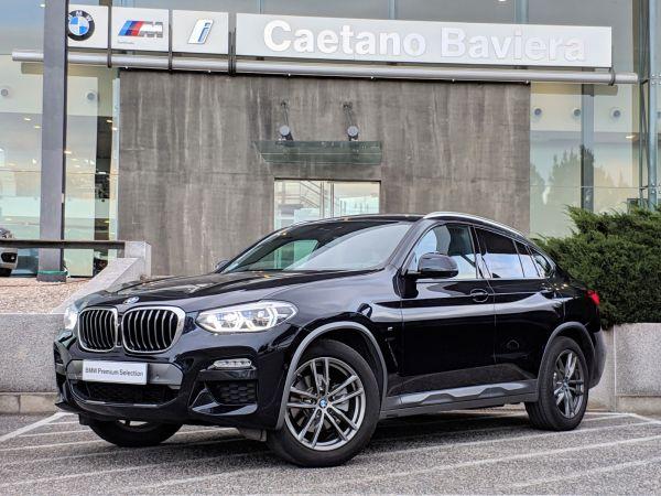 BMW X4 segunda mano Lisboa