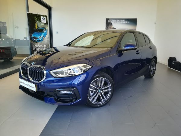BMW Serie 1 segunda mão Porto