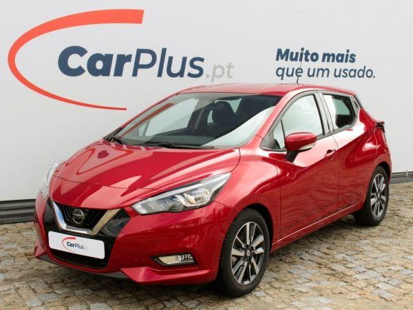 Nissan Micra segunda mão Porto