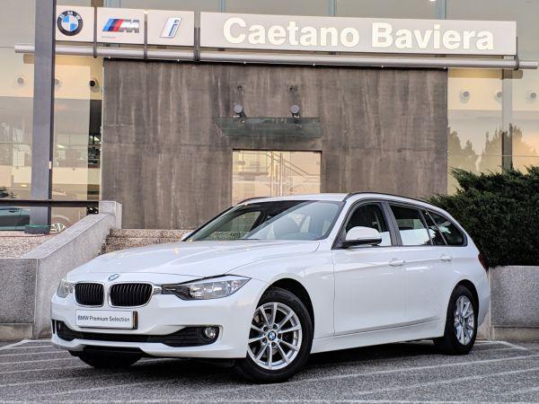 BMW Serie 3 segunda mano Lisboa