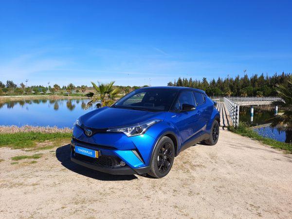 Toyota C-HR segunda mano Castelo Branco