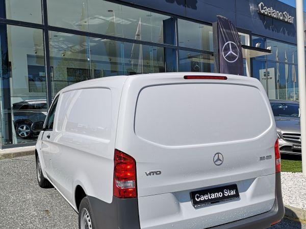 Mercedes Benz Vito segunda mão Castelo Branco