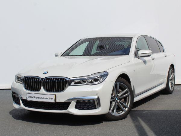 BMW Serie 7 segunda mão Aveiro