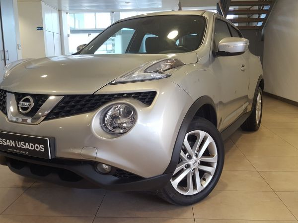 Nissan JUKE segunda mano Setúbal