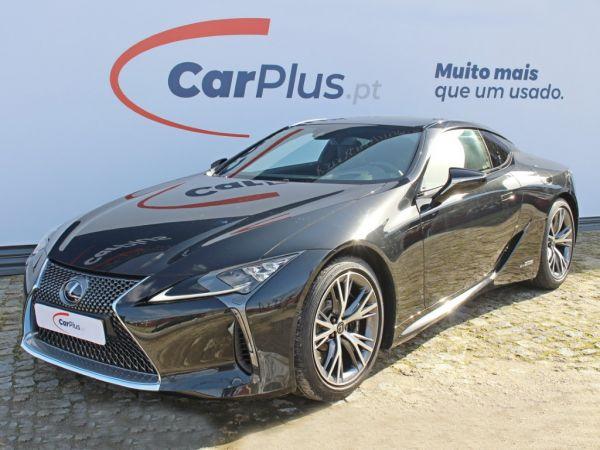 Lexus LC segunda mão Porto