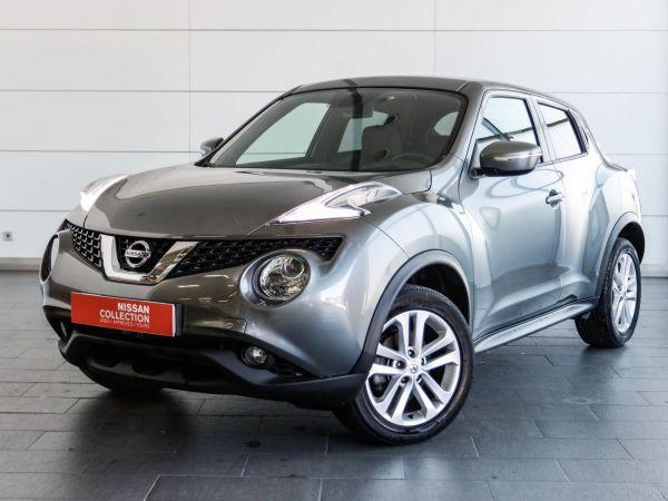 Nissan JUKE segunda mão Lisboa