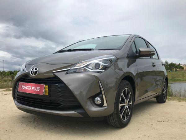 Toyota Yaris segunda mão Castelo Branco
