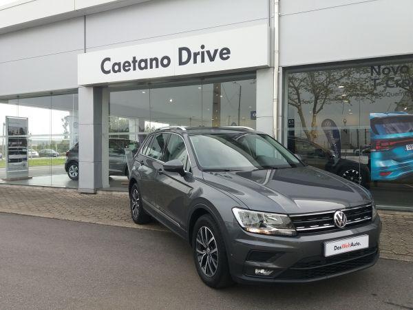 Volkswagen Tiguan segunda mão Aveiro