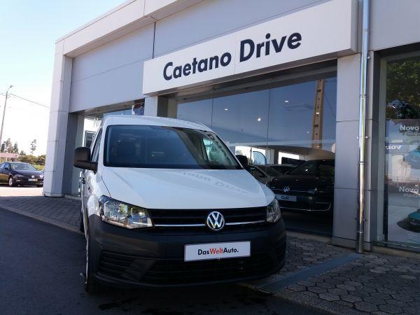 Volkswagen Caddy segunda mão Porto