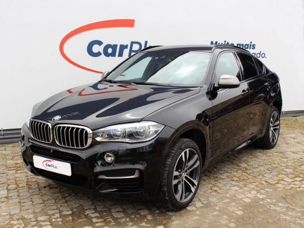 BMW X6 segunda mão Porto