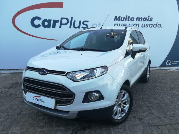 Ford EcoSport segunda mão Lisboa