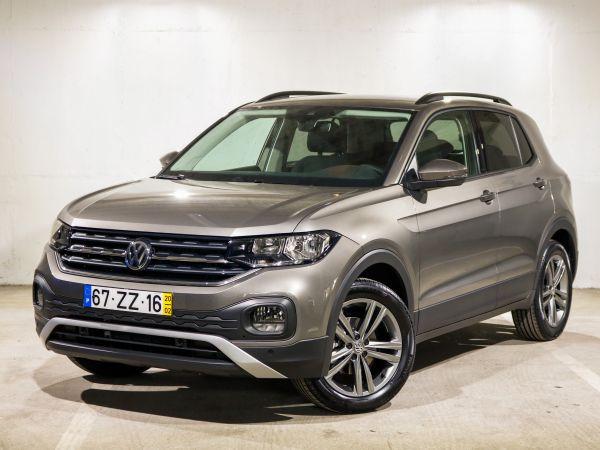 Volkswagen T-Cross segunda mão Lisboa