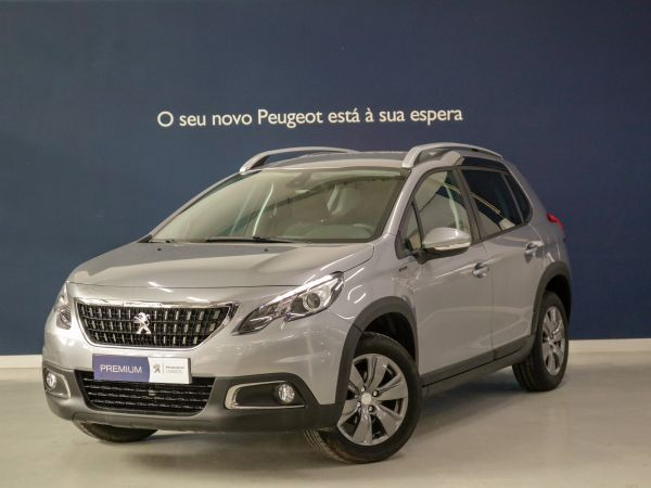 Peugeot 2008 segunda mão Setúbal
