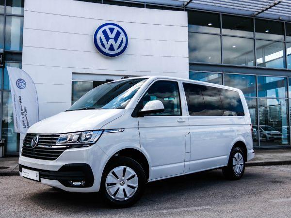 Volkswagen Caravelle segunda mano Setúbal