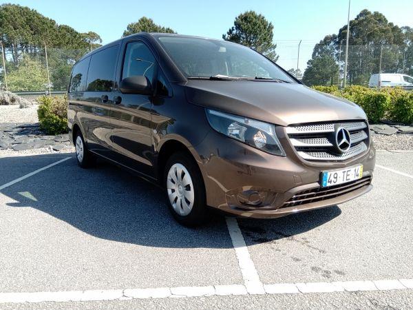 Mercedes Benz Vito segunda mão Porto