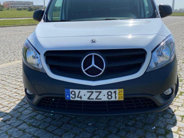 Mercedes Benz Citan segunda mão Porto
