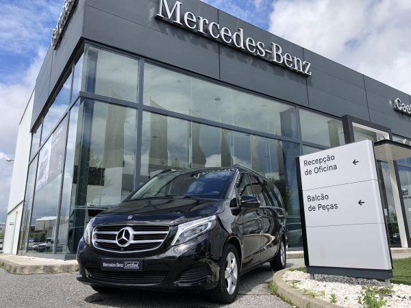 Mercedes Benz Classe V segunda mão Castelo Branco