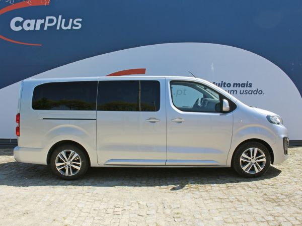 Peugeot Traveller 2.0 BlueHDi 150 S&CVM6 Business Long L usado (Porto)