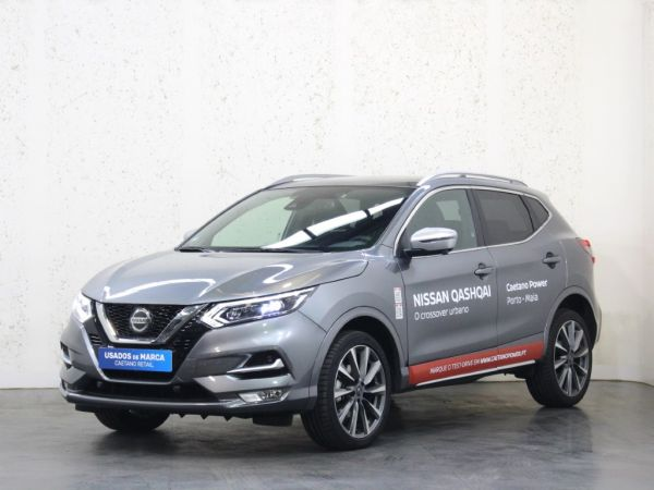 Nissan Qashqai segunda mano Porto