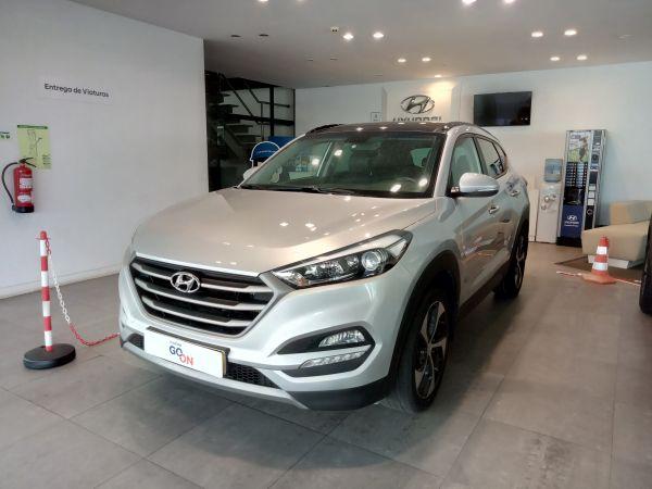 Hyundai Tucson segunda mão Porto