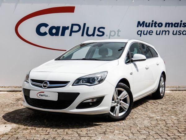 Opel Astra segunda mão Lisboa