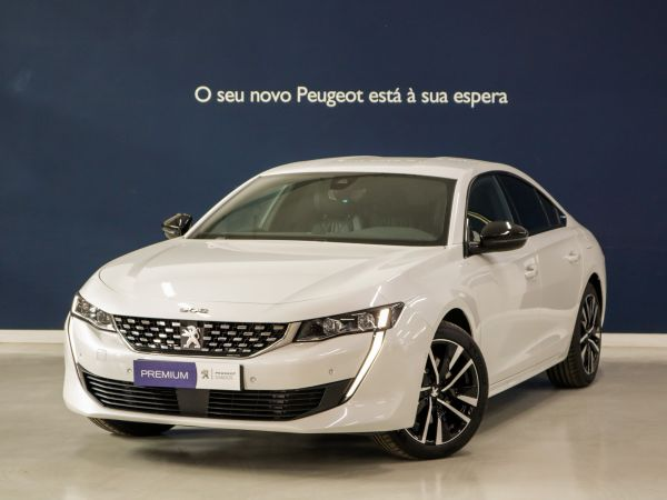 Peugeot 508 segunda mão Setúbal