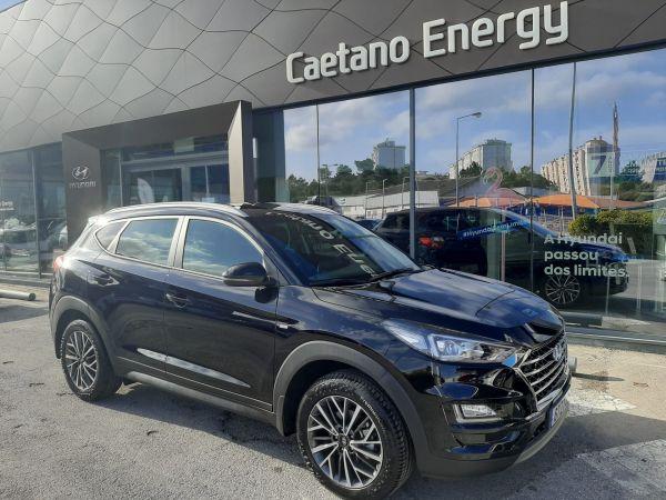 Hyundai Tucson segunda mão Setúbal