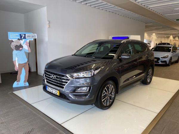 Hyundai Tucson segunda mano Lisboa