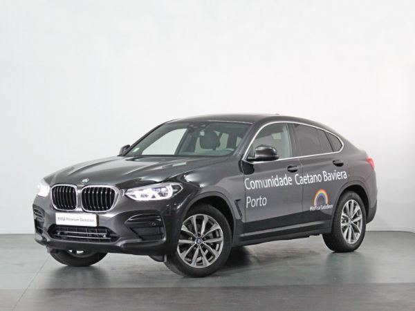 BMW X4 segunda mão Porto